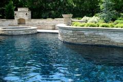pool texas limestone