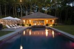 Modern Pool and Cabana