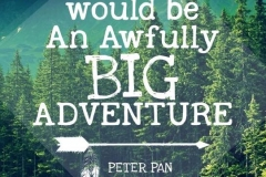 big adventure quote